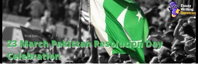 23 March Pakistan Resolution Day Celebration23 March Pakistan Resolution Day Celebration