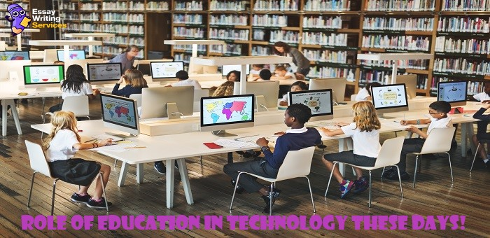 Role of education in technology