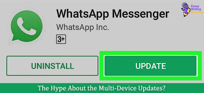Hype Updates on WhatsApp
